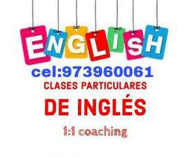 Inglés Clases Particulares
