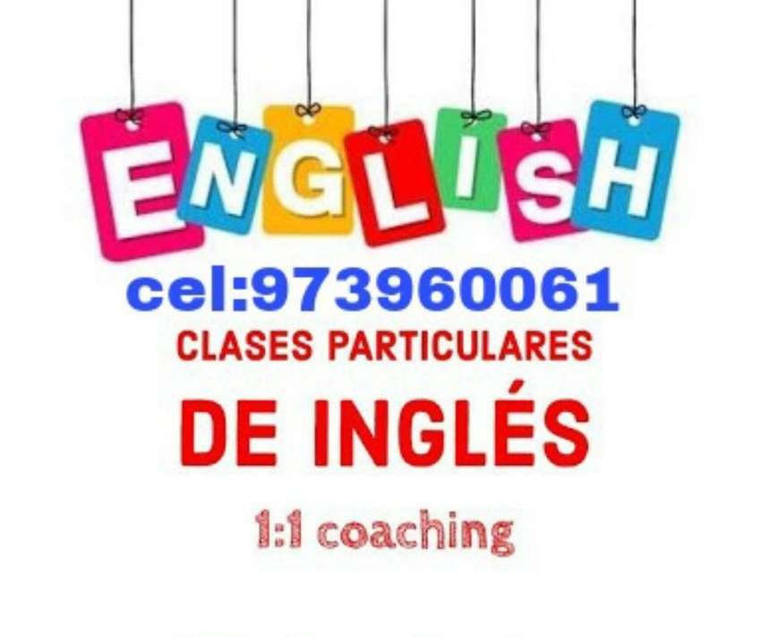 Inglés Clases Particulares 0