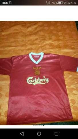 Camiseta Original Del Liverpool