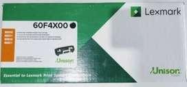 Toner Lexmark 604x Original Extra Alto Rendimiento 60f4x00 - Lexmark MX611