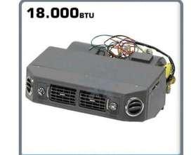 Unidad para aire acondicionado universal para frío y también con calefactor