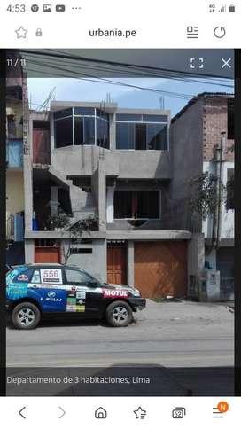 VENDO AIRES DEL 3 PISO VILLA EL SALVADOR