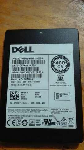 Disco Duro Solido Ssd 400 Gb Dell