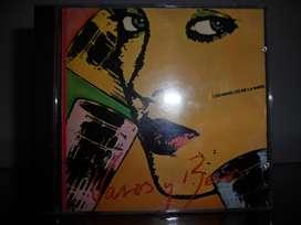 Los Abuelos de la Nada vasos y besos cd original
