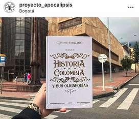 Historia de Colombia y sus oligarquias