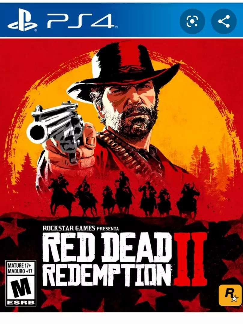 Red dead redemption  2 y days gone digital ps4 0