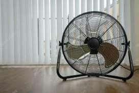Ventilador Piso Pared Aire co d09435