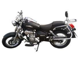 Vendo Moto Ranger 250