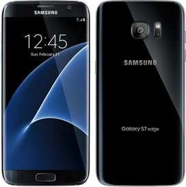 Samsung Galaxy S7 Edge Libre 32gb Once