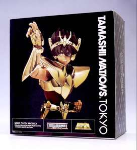 MYTH CLOTH EX PEGASO SEIYA V2 GOLDEN LIMITED EDITION