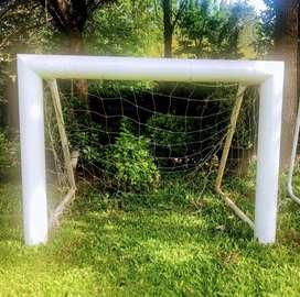 Arco de futbol o hokey