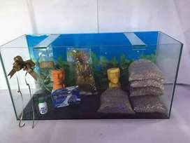ACUARIO KIT COMPLETO