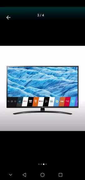 TV Led 4k 50p smartv Samsung