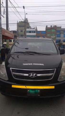 Alquiler de minivan HYUNDAY H1