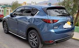 Mazda cx5 version high
