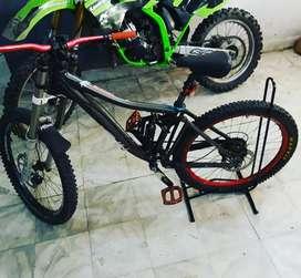 Bicicletero soporte bicicleta piso