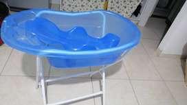 tina de baño para niño