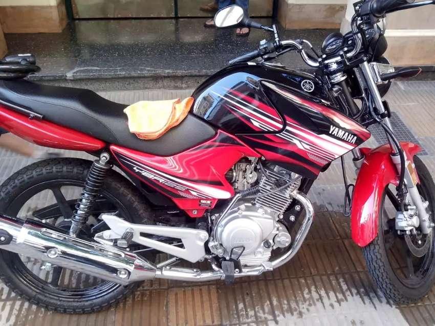 Yamaha 125 ED Full 0