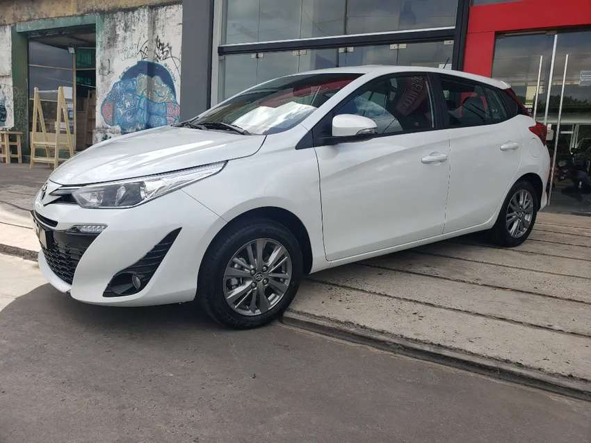 Toyota Yaris Xls Cvt 2021 0 km 0