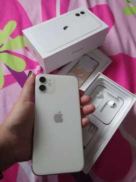 Vendo iPhone 11 totalmente nuevo. Factura de compra. 128gb