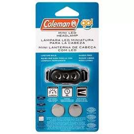 Lampara Led Coleman para La Cabeza