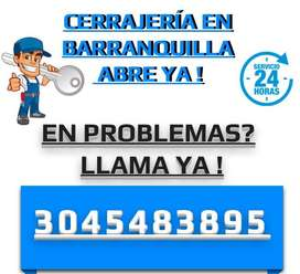 Cerrajeria en Barranquilla