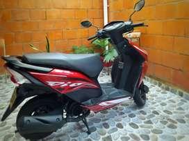 Moto Honda Dio, Papeles al Día!