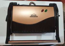 Panini Grill Home Elements 180 grados