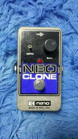 Neo Clone Efecto Chorus para Guitarra.