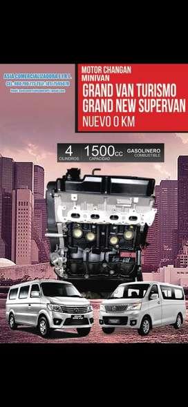 Motor Changan Gran Van Turismo