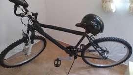 Bicicleta Mountain Bike rodado 26 como nueva o permuto por PS4