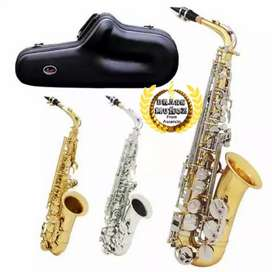Saxofón Alto Designed U.S.A