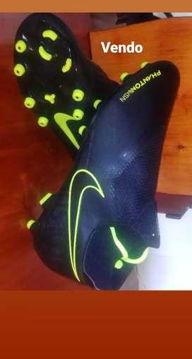 Vendo Nike fhantom botitas