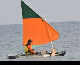 Kayak fisher vela