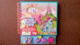 Libro de Actividades Mi Pequeño Pony Photo Activity Book My Little Pony