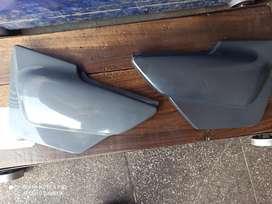 Tapas laterales de gs 125
