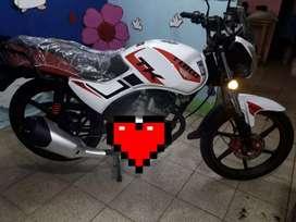 Vendo moto nueva marca tuko