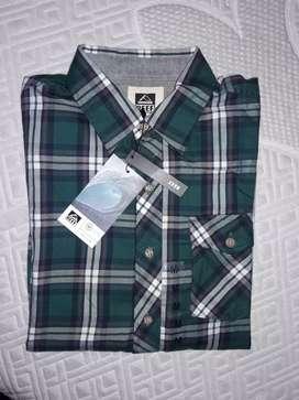 Camisas de franela Reef Originale