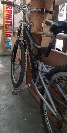 Bicicleta Goliat explorer 7 de 10 de aluminio