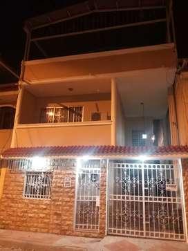 Vendo casa rentera en Guayacanes