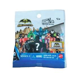 Batman Unlimited Series 2 Mighty Mini's Original Figuras