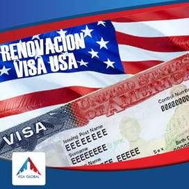 RENOVACION VISA USA SIN CITA 100% ECUADOR