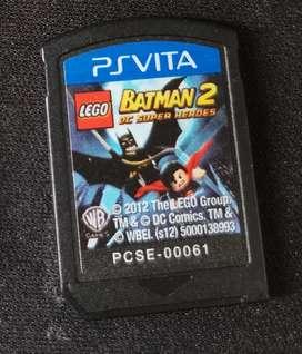Juegos PS VITA legó Batman 2