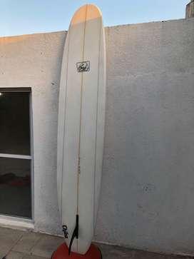 Tabla longboard surf nueva a estrenar 9.8 pies