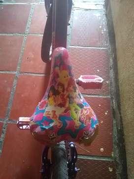 Vendo cicla de niña Rin 20