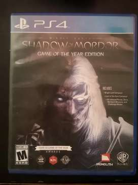 Shadow of mordor, se vende o cambia
