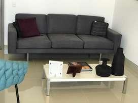 Espectacular mueble de sala