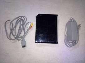 Nintendo Wii buen estado cables y consola sin controles