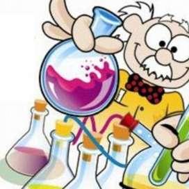 Clases de Química Orgánica E Inorgánica