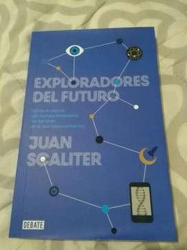 Exploradores Del Futuro Juan Scaliter Libro edit Debate Perfecto estad